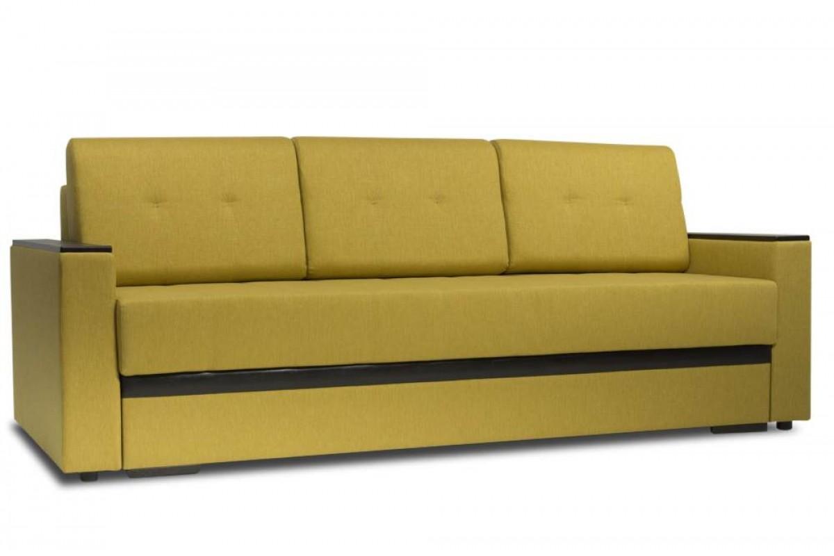 Диван Атланта Textile Yellow